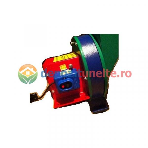 Razatoare electrica pentru fructe si legume 370W - Razatoare/tocator INOX 1