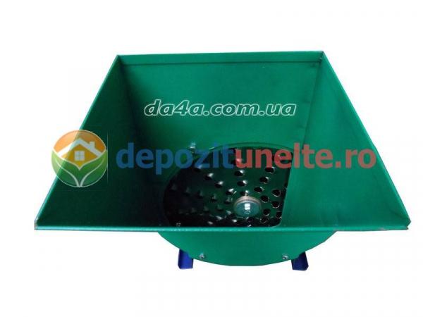 Razatoare electrica pentru fructe si legume 370W - Razatoare/tocator INOX 4