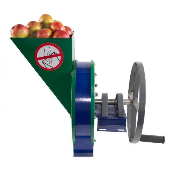 Razatoare Tocatoare manuala fructe si legume Vinita, cu disc de inox si fulie atasare motor [3]