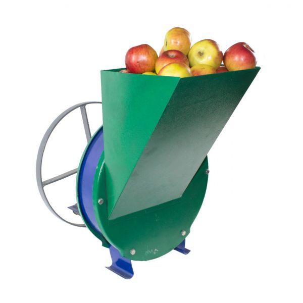 Razatoare Tocatoare manuala fructe si legume Vinita, cu disc de inox si fulie atasare motor [1]