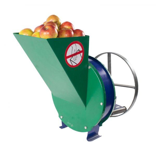 Razatoare Tocatoare manuala fructe si legume Vinita, cu disc de inox si fulie atasare motor [6]