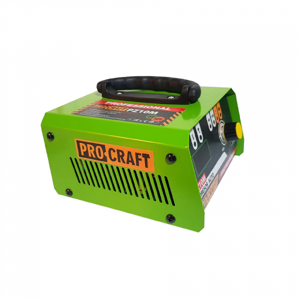 Redresor auto Profesional 6-12 V , ProCraft - PZ10M , curent de incarcare 10 Amp , 165 W 1