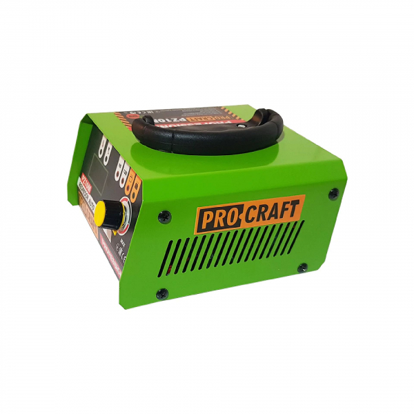 Redresor auto Profesional 6-12 V , ProCraft - PZ10M , curent de incarcare 10 Amp , 165 W 2