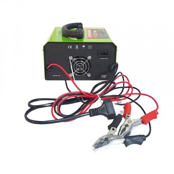 Redresor auto Profesional 6-12 V , ProCraft - PZ10M , curent de incarcare 10 Amp , 165 W 4