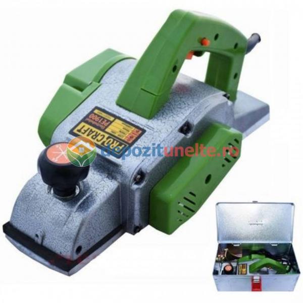 Rindea Electrica 1900W, 15000Rpm + Cutie, ProCraft PE1900, Model 2019 0