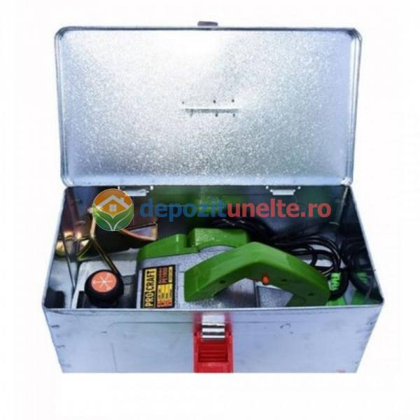 Rindea Electrica 1900W, 15000Rpm + Cutie, ProCraft PE1900, Model 2019 5