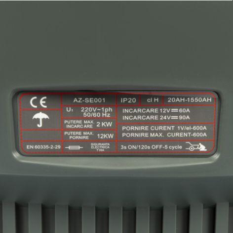 Robot incarcare auto 20-1550Ah CD-630 2
