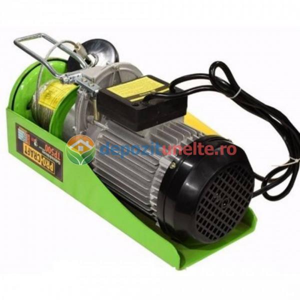 SCRIPETE - PALAN ELECTRIC - MACARA PROCRAFT TP250 125/250 KG 4