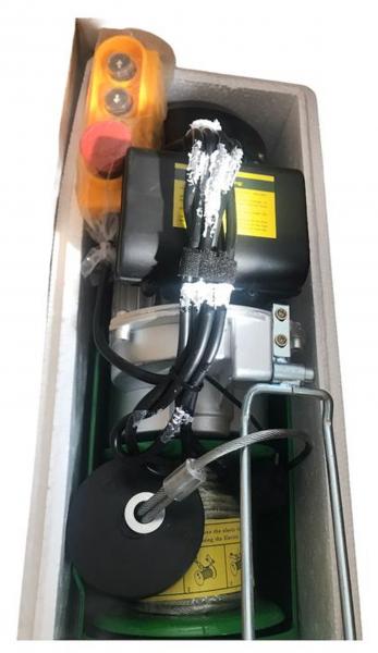SCRIPETE PROCRAFT TP-1000, 1600W, 1000KG, TROLIU MACARA ELECTRICA - PALAN ELEVATOR [7]