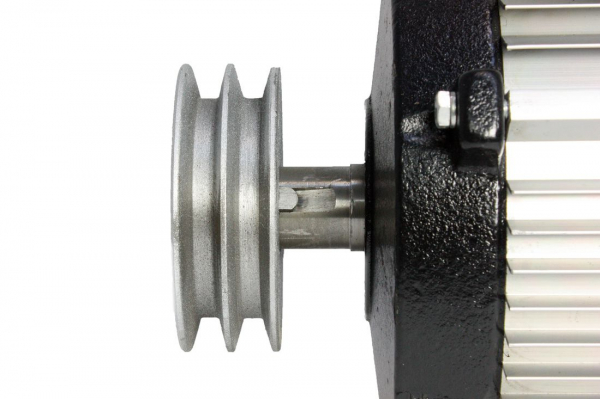 Motor electric monofazat 3KW 2860RPM, Carcasa aluminiu, Monofazic 2