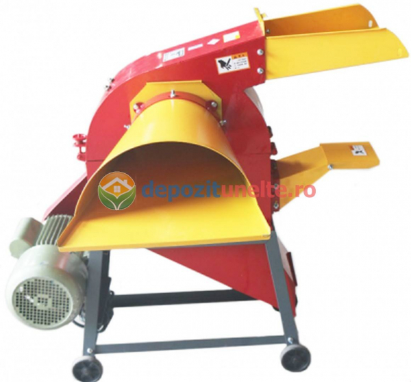Tocator lucerna, coceni, stiuleti,moara boabe 2 in 1 9FQ40S ≥1200kg/h fara motor Micul Fermier 1
