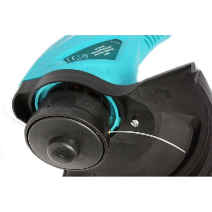 Trimmer electric pentru gradina DeTools DZ-SE124 250W [6]