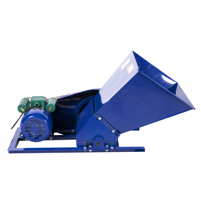 Zdrobitor/tocator electric de fructe Micul Fermier 1,1kW 500kg/ora [0]