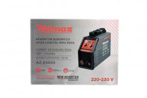 Aparat Sudura ALMAZ MMA 300A ( AZ-ES005 ) + Accesorii , Invertor , Model nou10