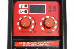 Aparat Sudura ALMAZ MMA 300A ( AZ-ES005 ) + Accesorii , Invertor , Model nou3