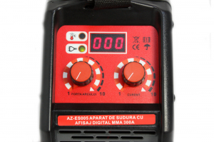 Aparat Sudura ALMAZ MMA 300A ( AZ-ES005 ) + Accesorii , Invertor , Model nou7