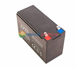 Acumulator 8AH pentru pompa de stropit (baterie)0
