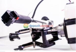 Adaptor pentru motor motocositoare cu elice pentru barca1