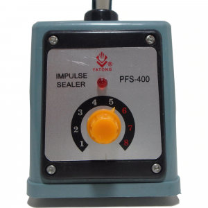 Aparat de lipit si sigilat pungi Impulse Sealer Pfs 400, albastru7