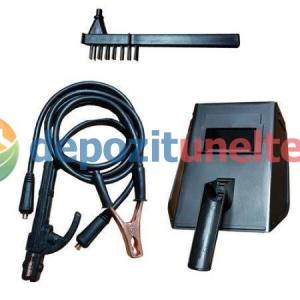 Aparat de Sudura - Invertor Campion MMA 250A Profi, Tranzistoare IGBT, Afisaj Electronic, Accesorii incluse