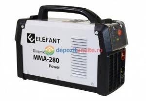 Aparat de sudura - INVERTOR ELEFANT - MMA 2800