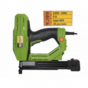 CAPSATOR ELECTRIC PROCRAFT PEH600, PISTOL CAPSE TYPE600, 9A0