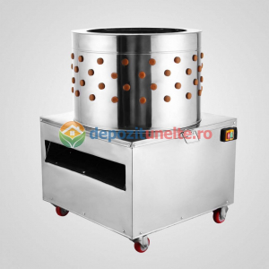 Deplumator electric automat PROFESIONAL jumulitor pentru pasari 230V - 2200W2