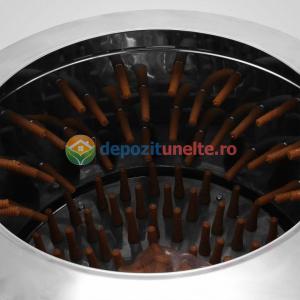 Deplumator electric automat PROFESIONAL jumulitor pentru pasari 230V - 2200W5