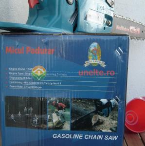 Drujba cu alimenatre pe benzina Micul Padurar 5200 2,95CP2
