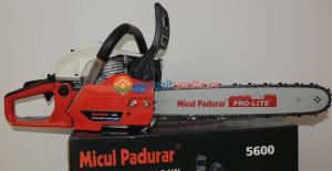 Drujba pe benzina Micul Padurar, 5600, 3.1 Cp, 40 cm2