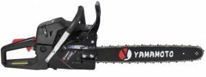 Drujba YAMAMOTO CS-4552, 4.5CP, lama 45CM, Motofierastrau benzina Model Nou3