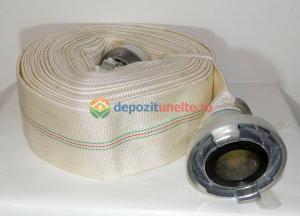 """Furtun Pompier insertie textila+cauciuc 2"""" lungime 20m0"""