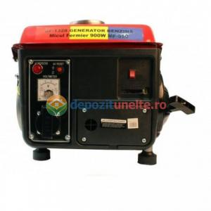 Generator electric pe benzina 900W Micul Fermier, Model 20183