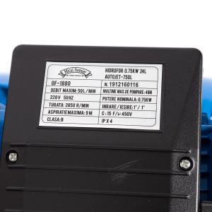 Hidrofor 0,75KW 24L AUTOJET-750L4