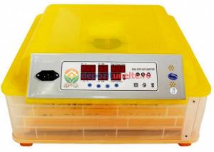 Incubator automat 48 oua de gaina si 132 oua de prepelita , clocitoare cu intoarcere automata si controlul umiditatii MODEL 20182