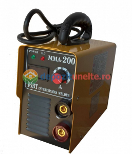 Invertor Aparat sudura IGBT SNK POWER MMA 200A0
