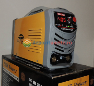 Invertor aparat sudura, putere mare, MMA-400A IGBT - SNK POWER1