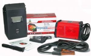 Invertor MICUL FERMIER MINI250S 120A cu potentiometru de reglaj si AFISOR DIGITAL2
