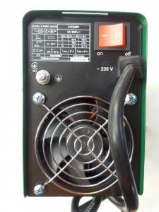 Invertor pentru sudura W400DK NOWA by CAMPION. in valiza, afisaj electronic, electrozi 1.6-5mm [4]