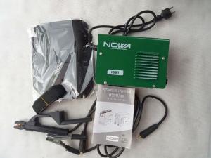 Invertor pentru sudura W400DK NOWA by CAMPION. in valiza, afisaj electronic, electrozi 1.6-5mm [3]