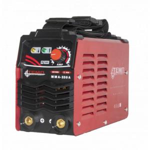 Invertor sudura MMA TEMP 330A, 330Ah, diametru electrod 1.6 - 4 mm0