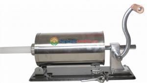 Masina de carnati 5.5kg ORIZONTAL MICUL FERMIER (YG-2010PA) + 5 PALNII + MANUSI2