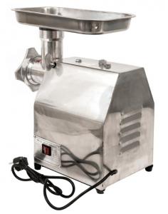 Masina de tocat carne electrica - profesionala INOX 850W 150k/ora MK-12 Alpin Profi [4]