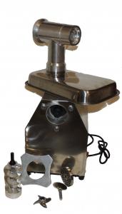 Masina de tocat carne electrica - profesionala INOX 850W 150k/ora MK-12 Alpin Profi [15]