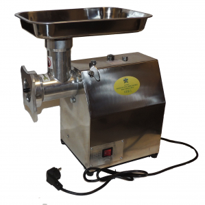 Masina de tocat carne electrica - profesionala INOX 850W 150k/ora MK-12 Alpin Profi [0]
