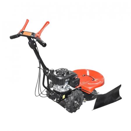Masina de tuns iarba cu disc rotativ Breckner BP79, 3.5 CP, diametru lucru 58 cm, 3 lame, 1 viteza [2]