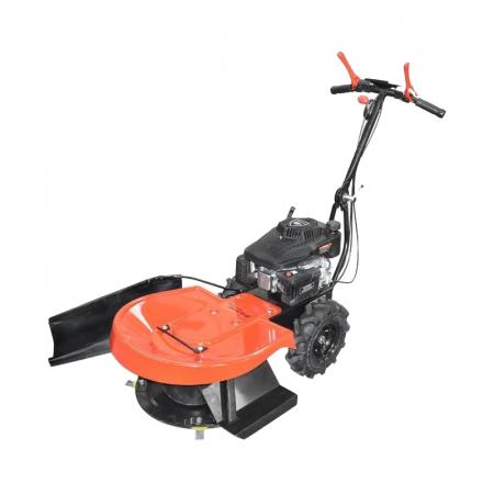 Masina de tuns iarba cu disc rotativ Breckner BP79, 3.5 CP, diametru lucru 58 cm, 3 lame, 1 viteza [4]