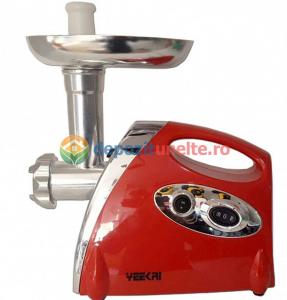 Masina electrica de tocat carne rosie MGB-080 1200W JIA0