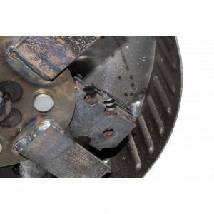 MOARA CUVA MARE, GAZDA M71 UCRAINA, 1.7KW, 2800RPM, CUPRU4
