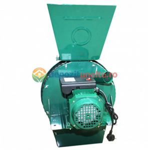 Moara electrica cu ciocanele verde2
